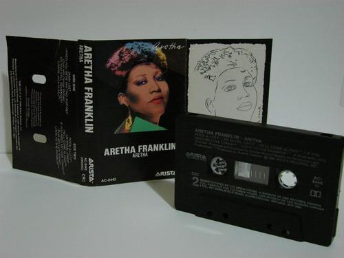 aretha franklin  aretha  cassette