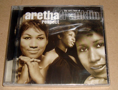aretha franklin the very best of cd sellado