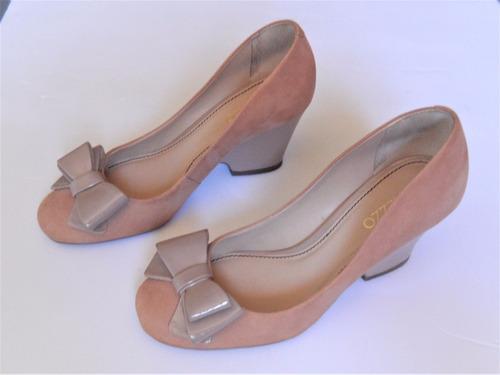 arezzo scarpin sapato