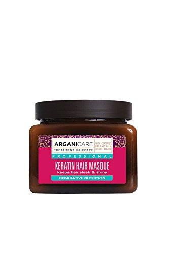 arganicare keratin nourishing hair masque con aceite de arg