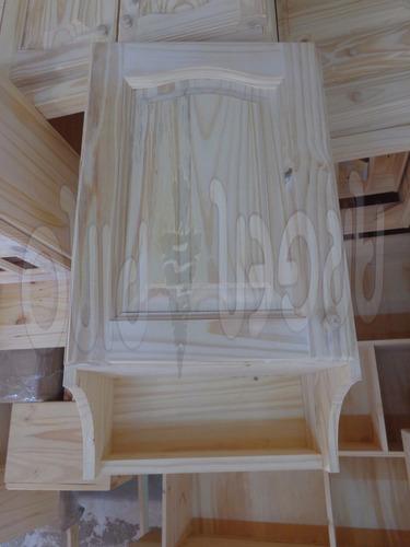 argen pino alacena a medida 0,20 a 0,40 1ra calidad fabrica
