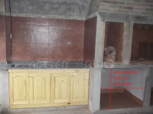 argen pino frente bajomesada 1,80 5 puertas cocina quincho.