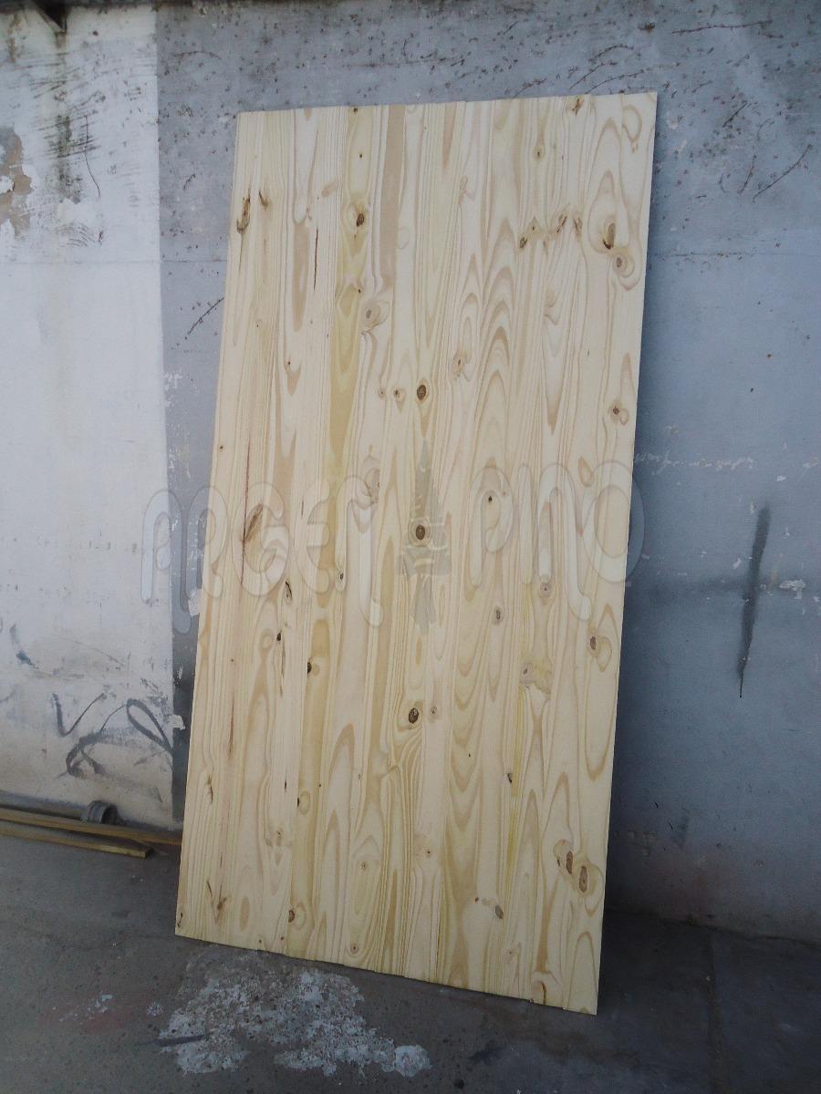 Argen Pino Tablero Madera 2 40 X 1 20 X 16mm Muebles Fabrica  # Fabrica De Muebles Saavedra