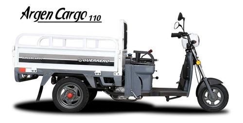 argencargo 110 motocarga 110 triciclo guerrero