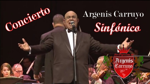 argenis carruyo sinfonico dvd