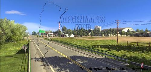 argenmapis v20.2 ruta 3 completa 1.34  [oficial]