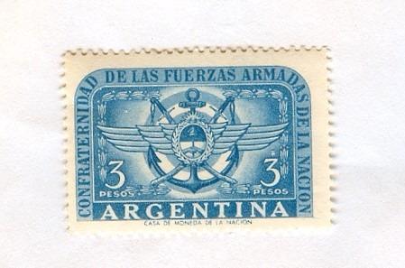 Argentina 1955 Gj 1061 Confr. ...