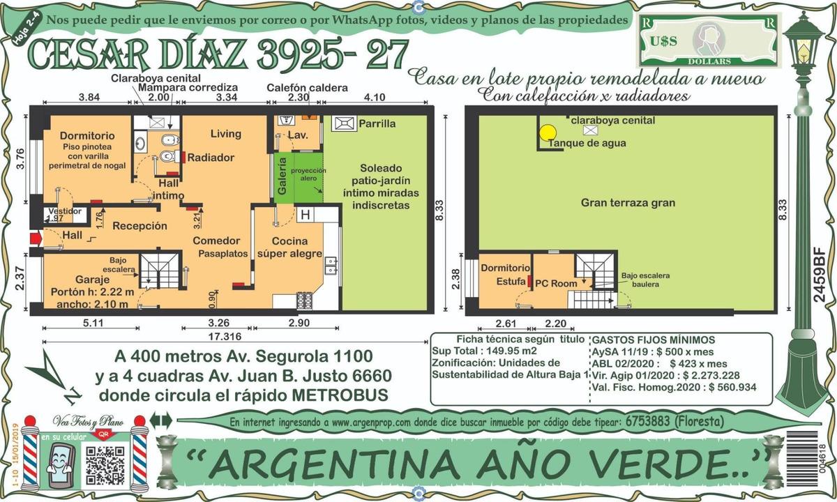 argentina año verde.. bueno bonita y baratita