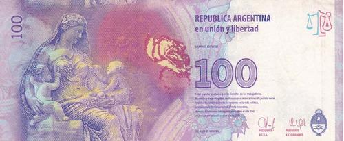argentina billete pesos