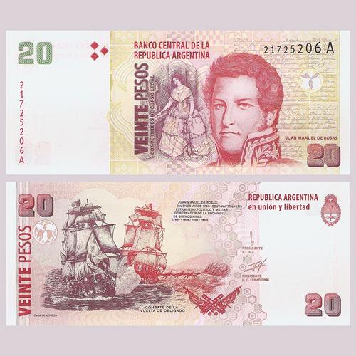 argentina billete pesos convertibles