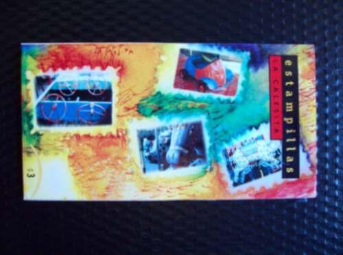 argentina, carnet gj 2790 la calesita 1996 mint l0059