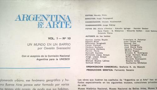 argentina en el arte un mundo en un barrio