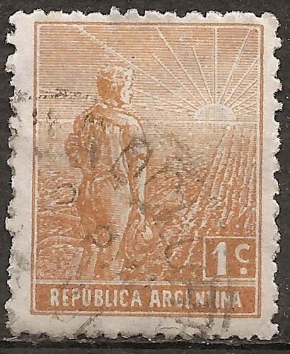 argentina labrador a1912 mt 178 - gj 338 usada 13.1/4x12.1/2