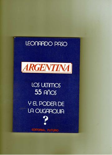 argentina los ultimos55años y el poder de la oligarquia
