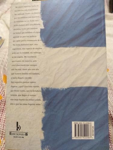 argentinos, tomo i, de jorge lanata