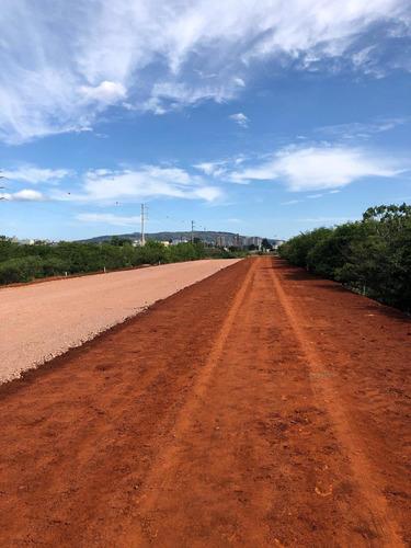 argila p aterro (cbr 15) - terraplanagem