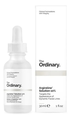 argireline solution 10% | the ordinary