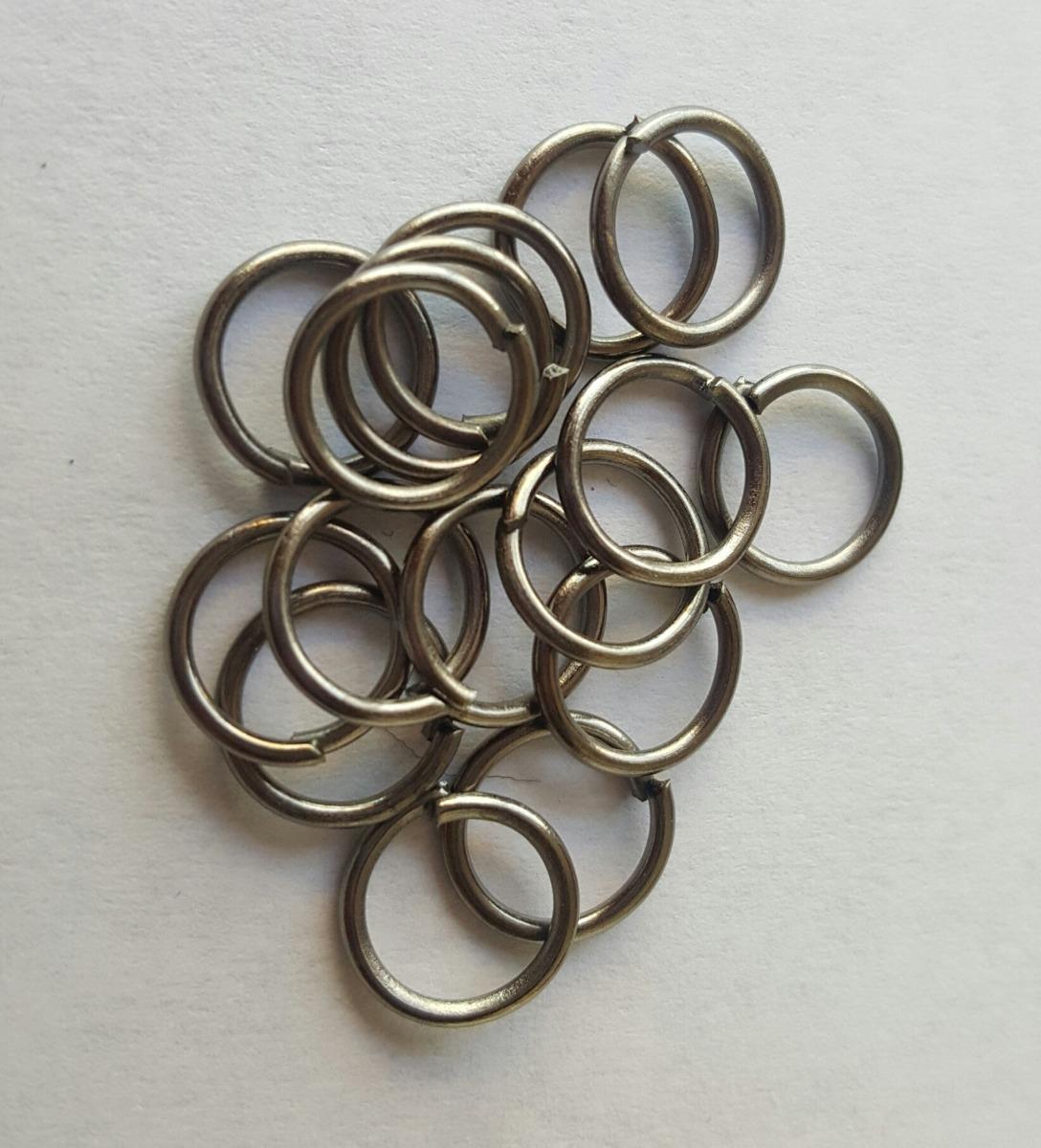 c2c6144e8d72 Argolla   Asa De Metal Para Bisutería 100gr -   45.00 en Mercado Libre