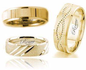 768214182332 Argollas De Matrimonio Oro Economicos - Joyería en Mercado Libre Colombia