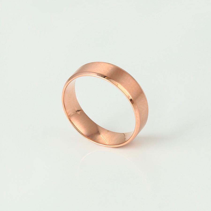 248eea906393 Argolla Oro Rosa 14k Laminado Matrimonio+envio Gratis -   302.00 en ...