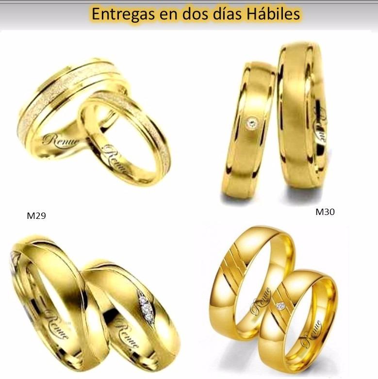Precio Matrimonio Catolico Bogota : Argollas alianzas de matrimonio oro amarillo k c u joya