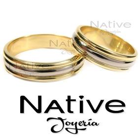 596aefd64533 Argollas Oro Blanco Y Oro Amarillo - Joyería en Mercado Libre Chile