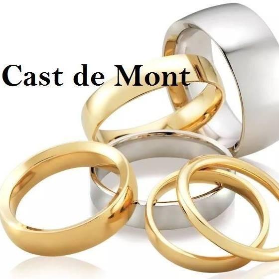 764815ec3678 Argollas De Matrimonio 6mm Florentina Anillo Boda Par Oro10k ...