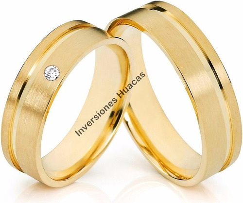 argollas de matrimonio alianzas aros de boda oro 10 kilates