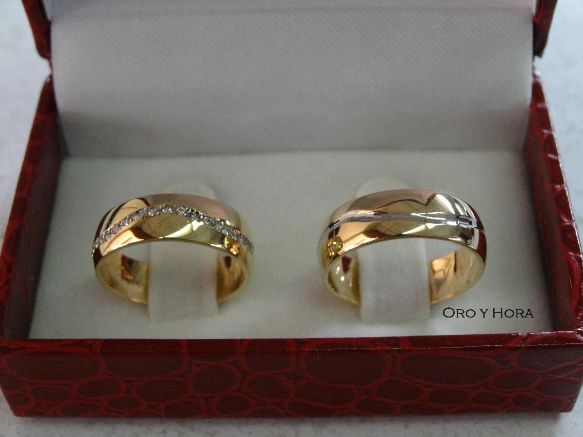 94930a52ebb6 argollas de matrimonio alianzas aros de boda oro 18 kilates. Cargando zoom.