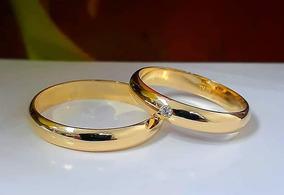 bebbbfbf0d88 Anillos Matrimonio Con Diamantes en Mercado Libre Chile