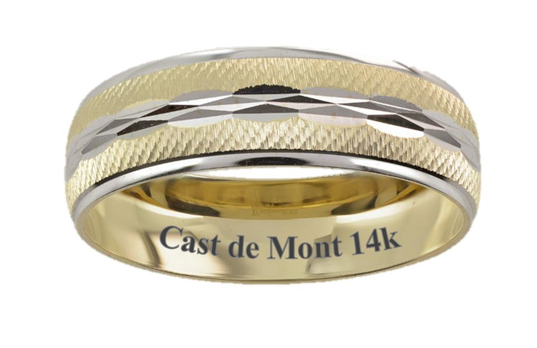 abf561faa38d argollas de matrimonio confort 6mm par! anillos boda oro 14k. Cargando zoom.