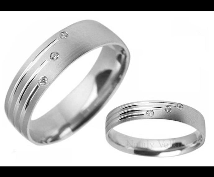 3892274e3c81 Argollas De Matrimonio Modelo Catherine En Plata Y Platino ...