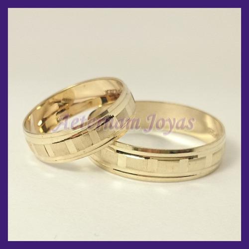 argollas de matrimonio oro 10k envío expres gratis mod dima