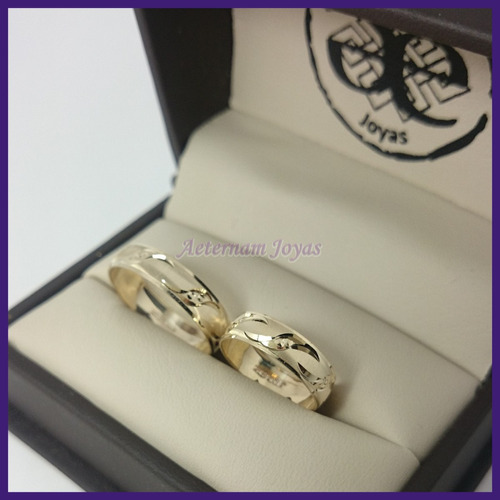 argollas de matrimonio oro 10k envío expres gratis mod kuzma