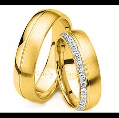 Matrimonio In Oro : Argollas de matrimonio oro amarillo k matrimoniales