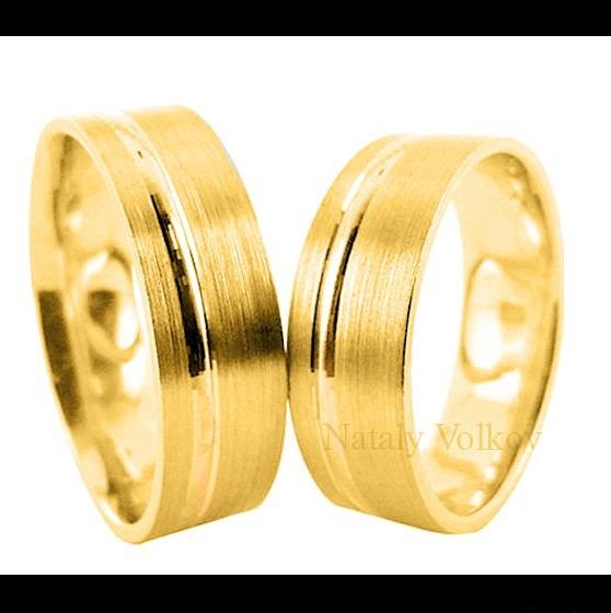 6c486a3f82416 Argollas De Matrimonio Oro Amarillo 24k Plata Matrimoniales ...