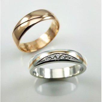e4f32caf7d1a Argollas Matrimonio Compromiso Danna Oro El Señor De Los Ani ...