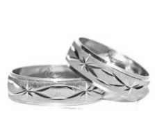 c0e2d96c4796 Argollas De Matrimonio Bogota Oro Blanco - Anillos en Mercado Libre Colombia