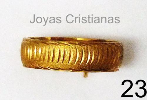 Anillo de oro mercadolibre colombia