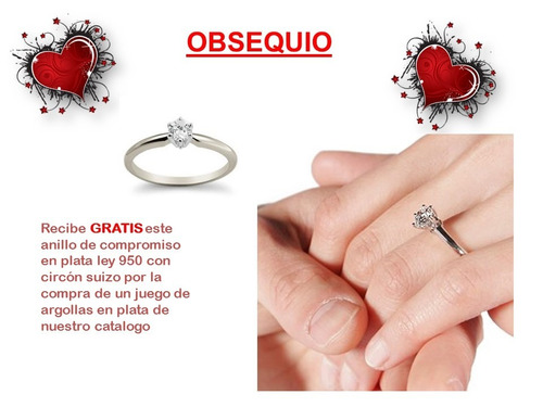 argollas matrimonio plata+estuche+arras+obsequio anillo