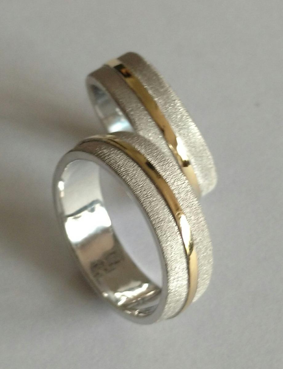 cd240515fbeb argollas matrimonio plata linea oro+arras+obsequio anillo. Cargando zoom.