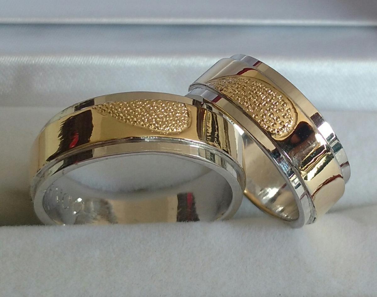 185b813416ad argollas matrimonio plata oro 18k + anillo compromiso obsequ. Cargando zoom.