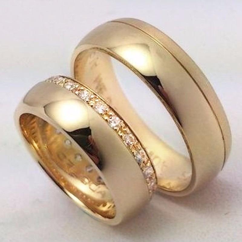 Argollas Matrimonio Plata Rodinada. Combo  2 Argollas -   319.900 en  Mercado Libre 0d7c576006f