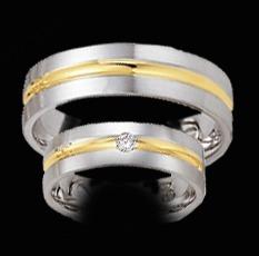 argollas oro plata matrimonio compromiso pareja aniversario