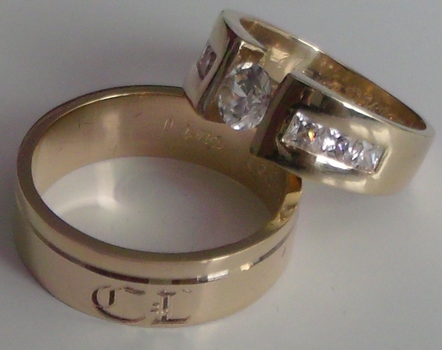 Precio Matrimonio Catolico Bogota : Argollas para matrimonio en oro kilates gramos