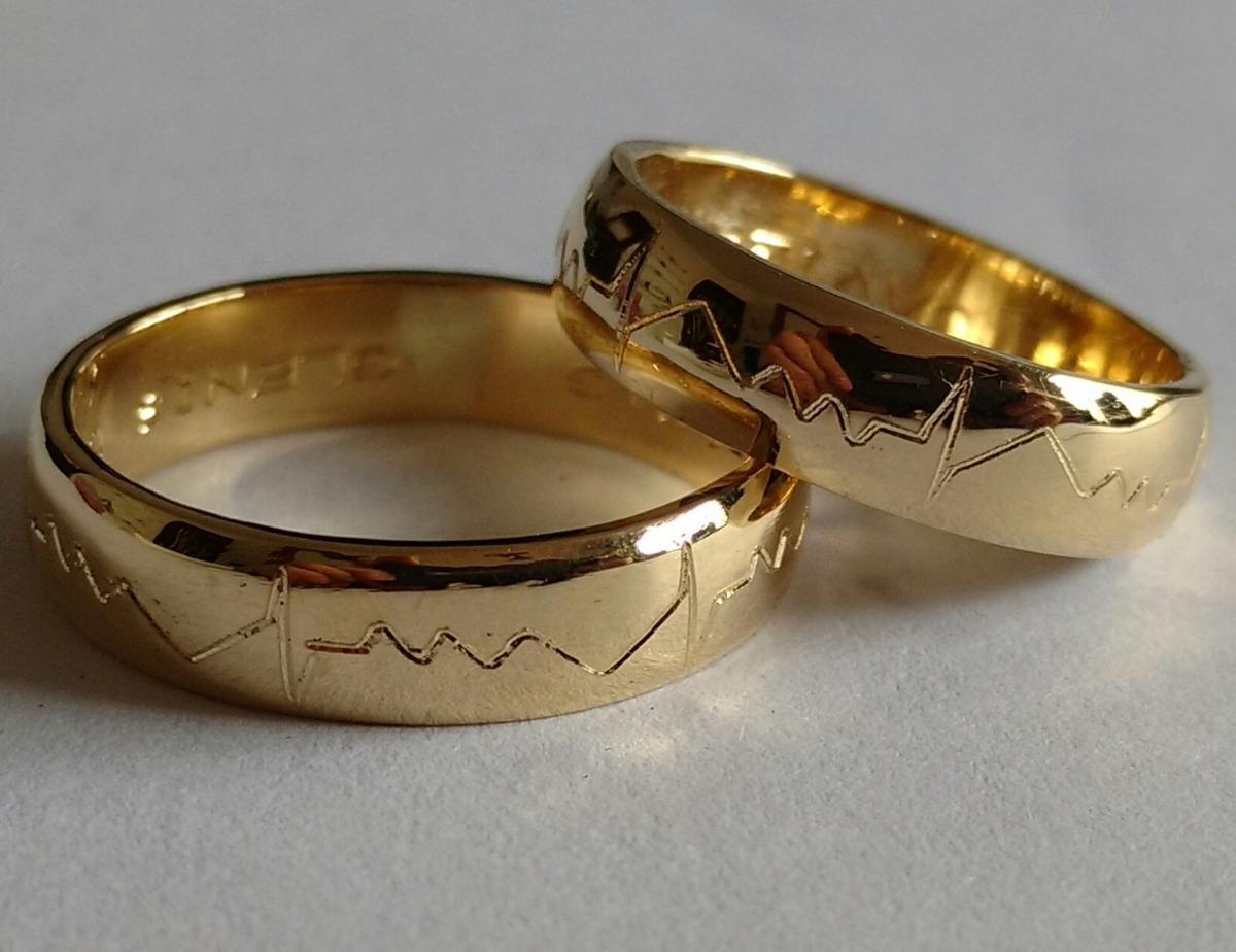 d20626b4d962 Argollas Para Matrimonio En Oro De 18 Kilates Par 8 Gramos ...