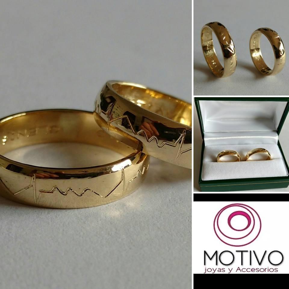 Matrimonio In Oro : Argollas para matrimonio en oro de kilates por unidad