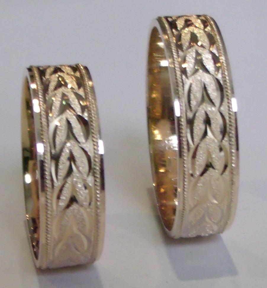 19d292140bf3 Argollas Para Matrimonio Oro Amarillo 18k Peso 8 Gramos -   1.050 ...