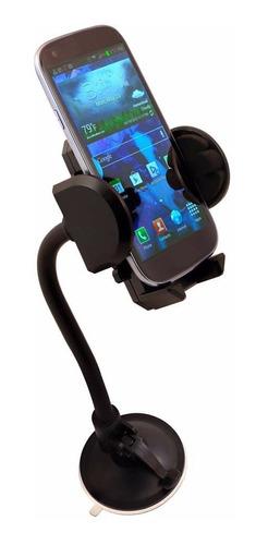 argom arg-ac-0325 soporte holder de celular para carro