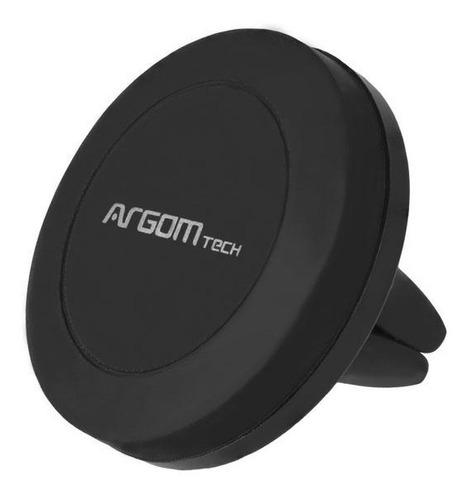 argom arg-ac-0328bk soporte para celular en vehículo